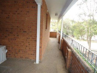 View profile: Large 2 bedroom unit with huge wraparound balcony. (Entry via Helen Street)