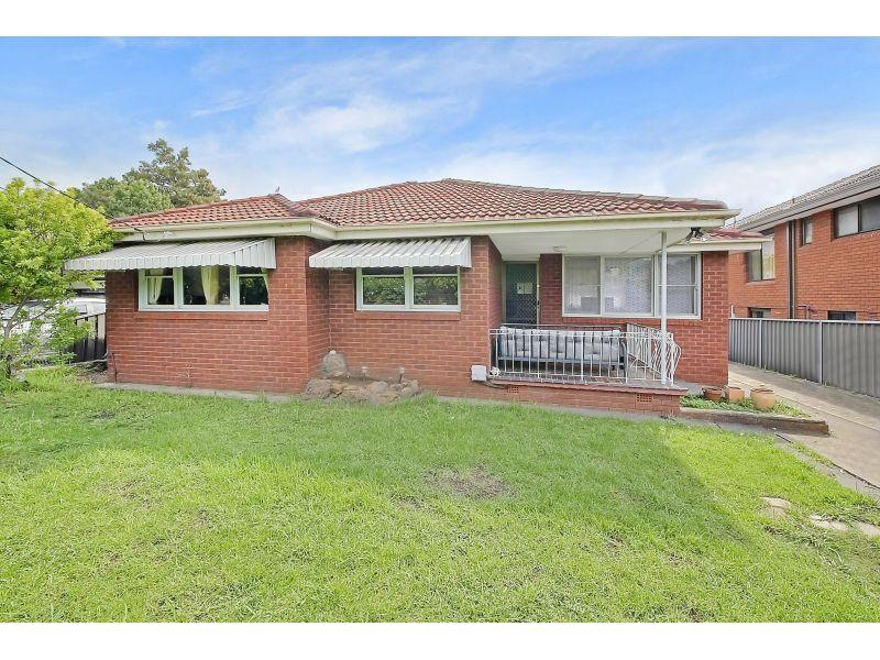Cheapest Brick Home in Sth Wentworthville