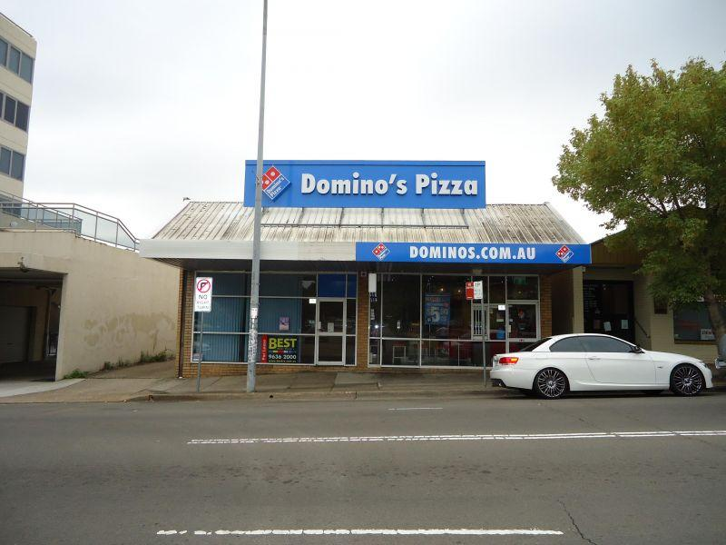 Prime Office / Shop on busy Wentworthville Street