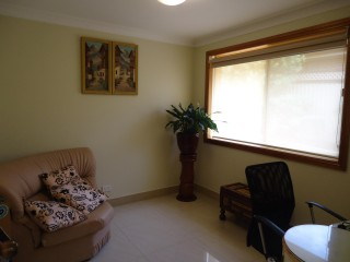 View profile: 3 Bedrooms & Air-Conditioned!